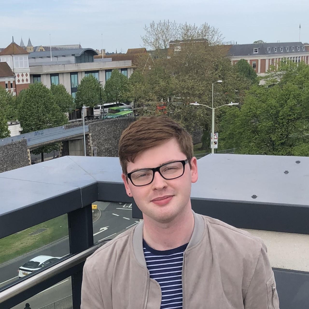 Politics and IR Graduates - Where are they now? John Smith, Civil Service