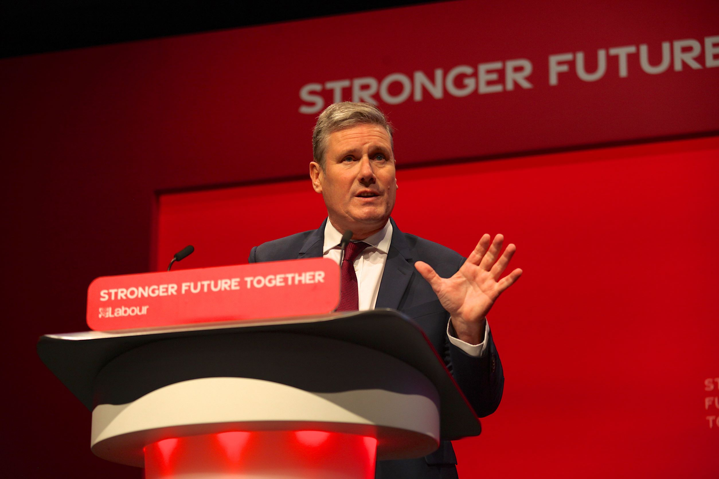 Starmer's Future for Labour, Anchored in the Past