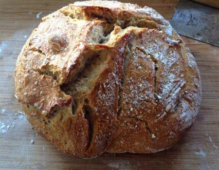#LivingWell - How to make Sourdough Bread