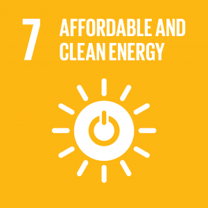 SDG 7 - Clean and Affordable Energy