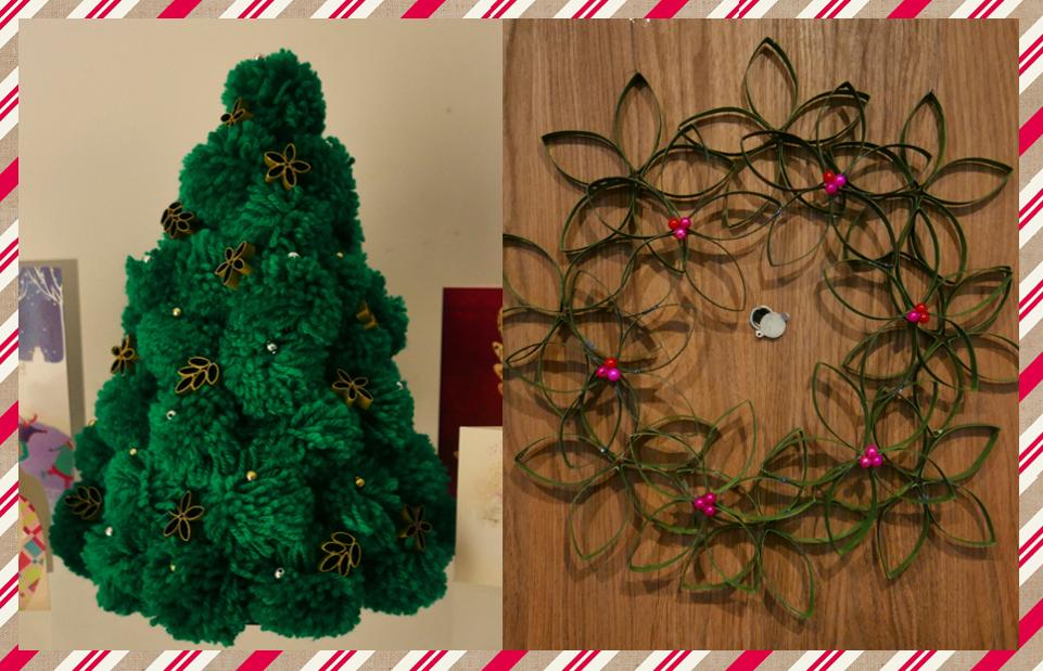 3 fun and easy Christmas DIYs to do at home!